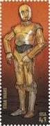 Stamp C-3PO