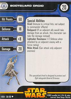 28 RVS Card Bodyguard Droid