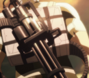 GE M134 Minigun