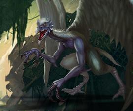 Demons Vrock