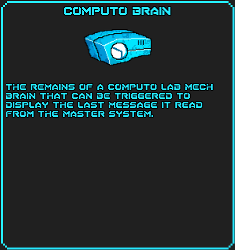 Computo Brain info