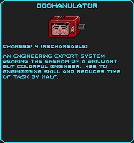 Doohanulator info