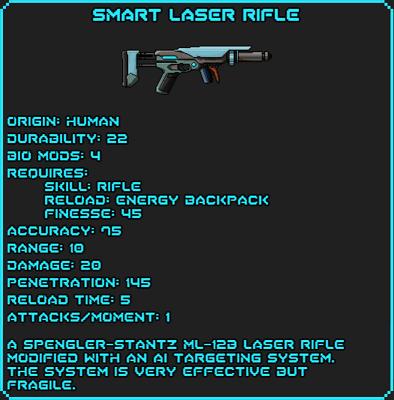 SmartLaserRifle