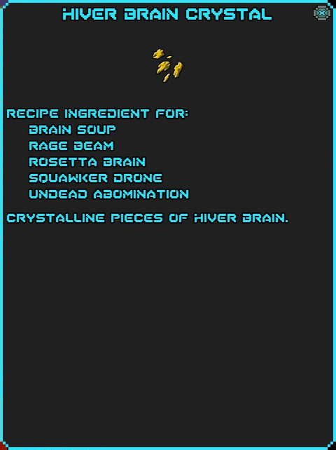 IGI Hiver Brain Crystal