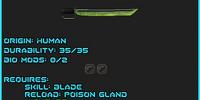 Venom Sword