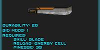 Vibro Blade
