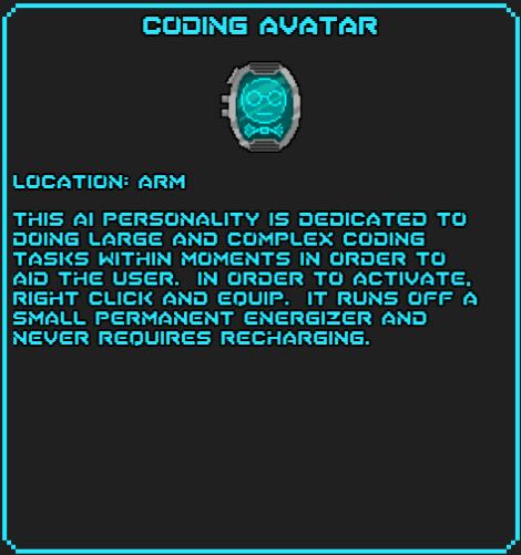 Coding Avatar