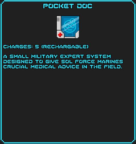Pocket Doc info