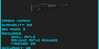 Heavymag Auto Rifle