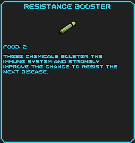 Resistance Booster info