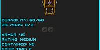 Improvised Exo Armor