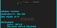 Silenced Auto Rifle