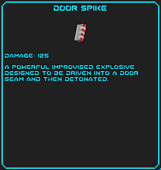 Door Spike