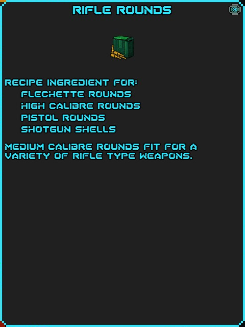 IGI Rifle Rounds