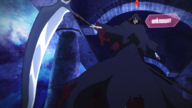 File:EP12 The Fatal Scythe seen by Kirito and Asuna.png