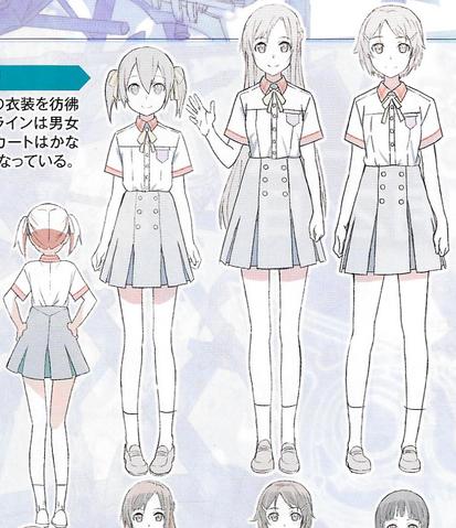 File:SAO school's female uniform design.png