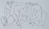 Demon Kirito Design Works art book