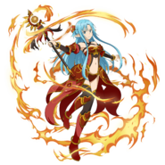 (Sorceress of the Divine Flame) Asuna MD