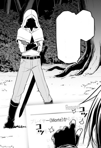File:Progressive Manga Chapter 35 Morte challenging Kirito.png