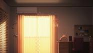 Kirigaya Residence - Suguha's room desk