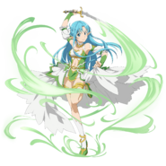 (the Gale Dancer) Asuna MD