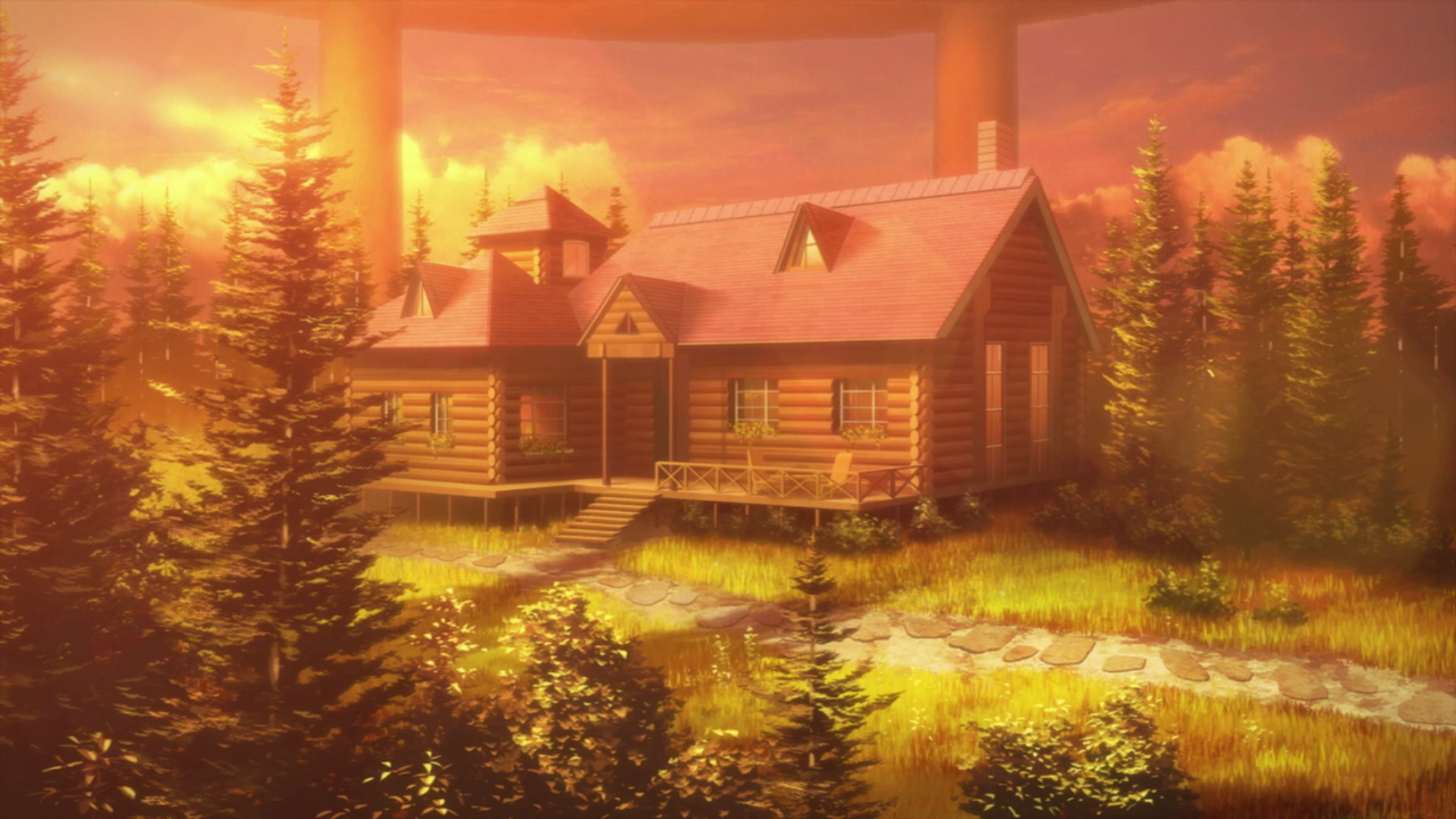 Image forest home in the sword art online for Floor 100 boss sao