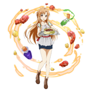 (Cook in Love) Asuna MD