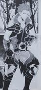 Hollow Realization Manga Genesis nearly fullbody