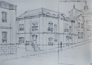 Floor 61-Selmburg Asunas homeplace -Design Works artbook