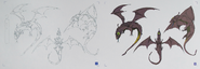 Evil Glancer Design Works art book Monsters