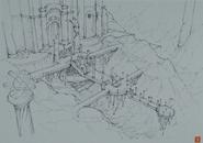 Undersea Temple 02-Design Works Artbook