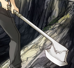 Dragon Bone Axe