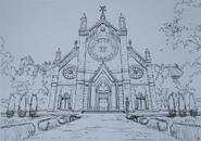 Floor 01 -The Church -Design Works Artbook