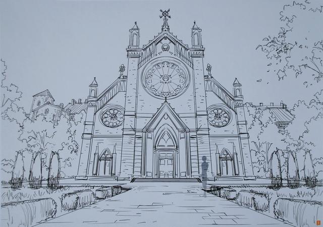 File:Floor 01 -The Church -Design Works Artbook.png