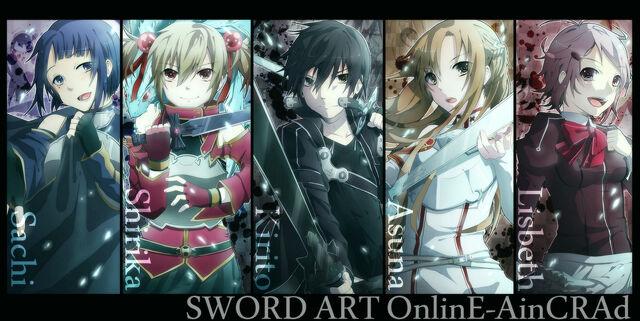 File:Sword Art Online Fan Art - Raziel-.jpg