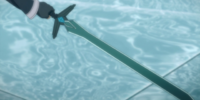 Blue Long Sword