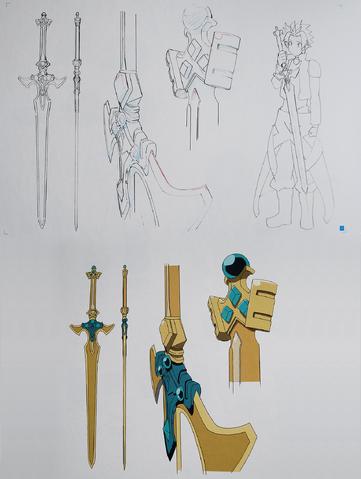 File:Holy Sword Excalibur Design Works.png