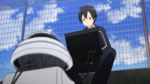 File:Kazuto working on the Bidirectional Communication Probe.png