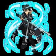 MD Concealment of Dual Blades - Kirito