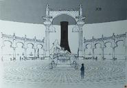 Floor 61-Selmburg-Anime Design Works artbook