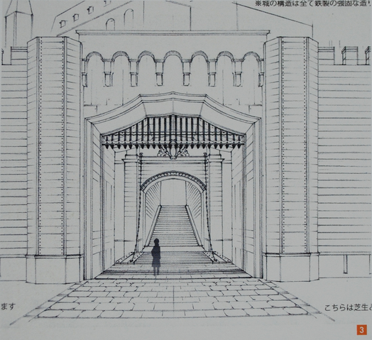 File:Floor 55 -Knights of the Bloods Headquarters Gate -Design Works Artbook.png