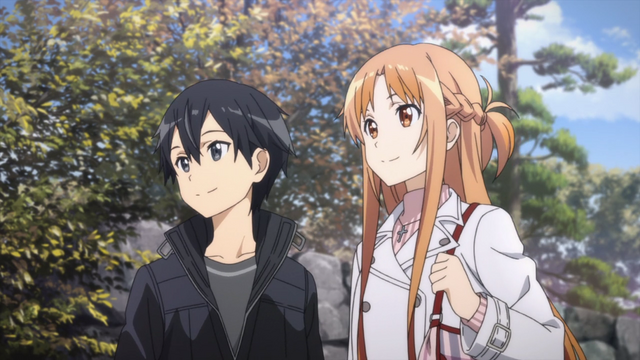 File:Asuna with Kazuto in the East Garden.png