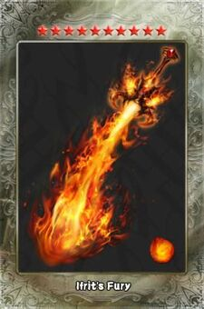 Ifrit's Fury