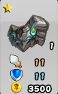 Energized Robot Armor