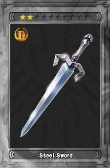 Steel Sword New