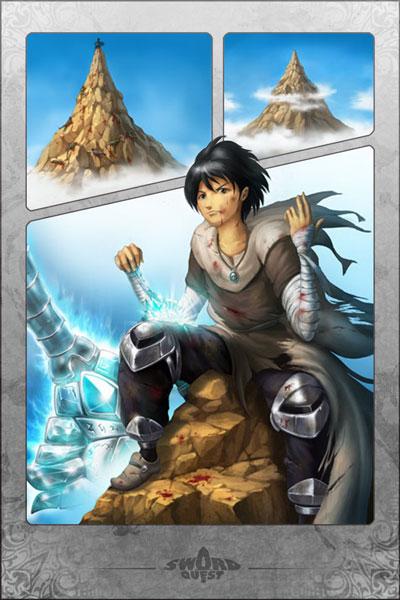 Nieves Manga