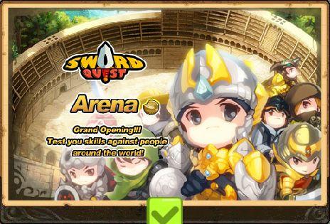 Arena Main Icon