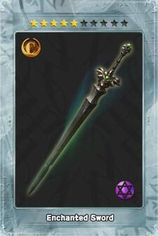 Enchanted Sword New