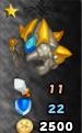 Champion's Azure Helm Arena Icon