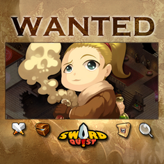 Sword Quest - Most Wanted List